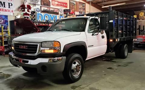 2007 GMC Sierra 3500 CC Classic for sale in Hopedale, MA