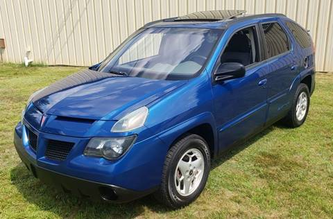 2004 Pontiac Aztek for sale in Hopedale, MA