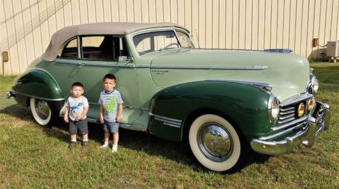 1947 Hudson Super-Six for sale in Hopedale, MA