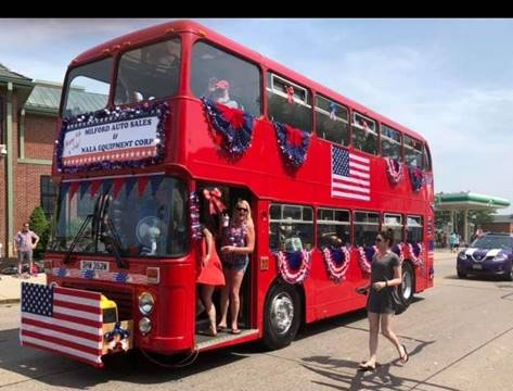 1981 BRISTOL DOUBLE DECKER BUS for sale in Hopedale, MA