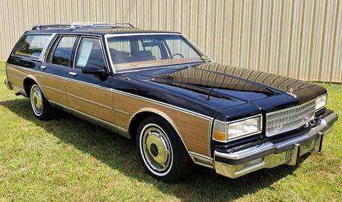 1988 Chevrolet Caprice for sale in Hopedale, MA