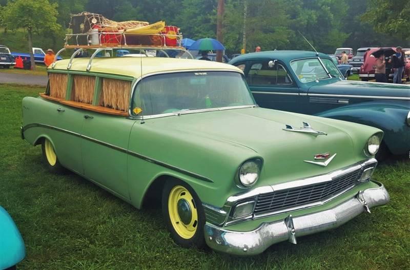 1956 Chevrolet Bel Air  - Hopedale MA