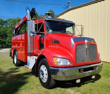2009 Kenworth T270