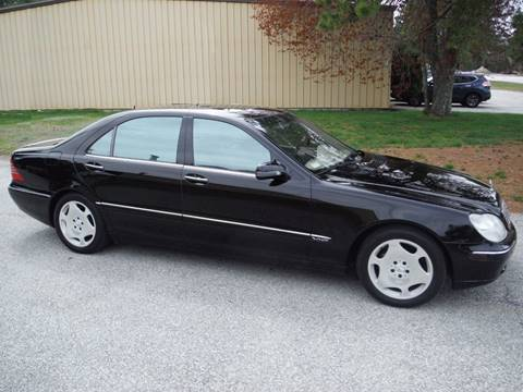 2002 Mercedes-Benz S-Class for sale in Hopedale, MA