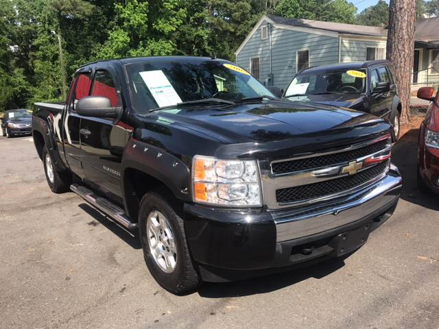 2008 Chevrolet Silverado 1500 for sale at Edge Auto Sale in Sanford NC