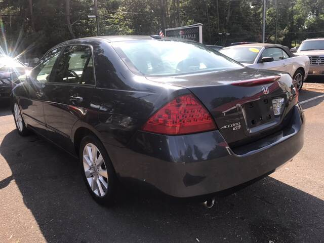 2007 Honda Accord for sale at Edge Auto Sale in Sanford NC