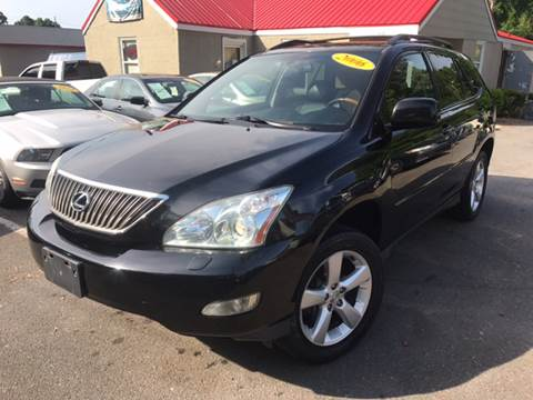 2006 Lexus RX 330 for sale at Edge Auto Sale in Sanford NC