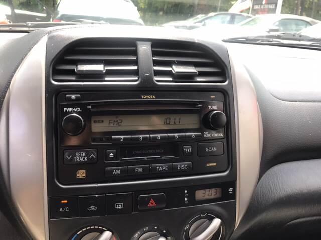 2004 Toyota RAV4 for sale at Edge Auto Sale Inc. in Sanford NC