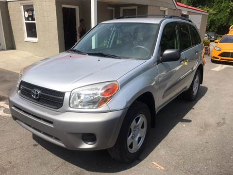 2004 Toyota RAV4 for sale at Edge Auto Sale Inc. in Sanford NC