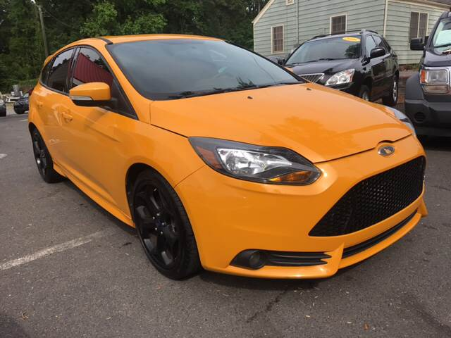 2013 Ford Focus for sale at Edge Auto Sale Inc. in Sanford NC