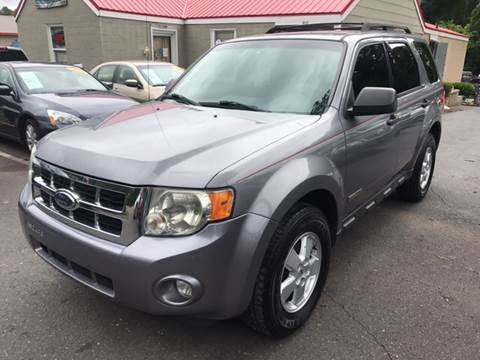 2008 Ford Escape for sale at Edge Auto Sale in Sanford NC