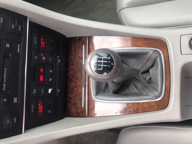 2004 Audi A4 for sale at Edge Auto Sale in Sanford NC