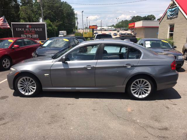2011 BMW 3 Series for sale at Edge Auto Sale Inc. in Sanford NC