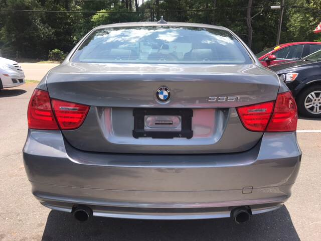 2011 BMW 3 Series for sale at Edge Auto Sale in Sanford NC