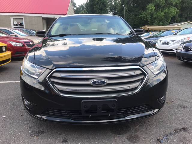 2013 Ford Taurus for sale at Edge Auto Sale in Sanford NC