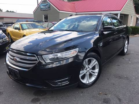 2013 Ford Taurus for sale at Edge Auto Sale Inc. in Sanford NC