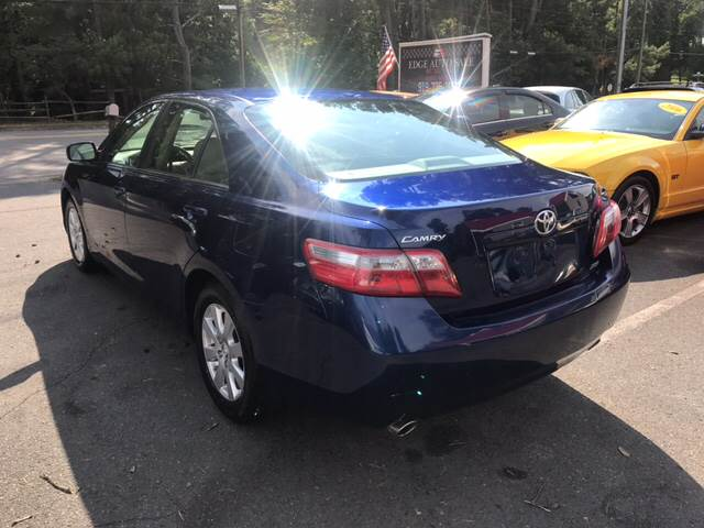 2007 Toyota Camry for sale at Edge Auto Sale Inc. in Sanford NC