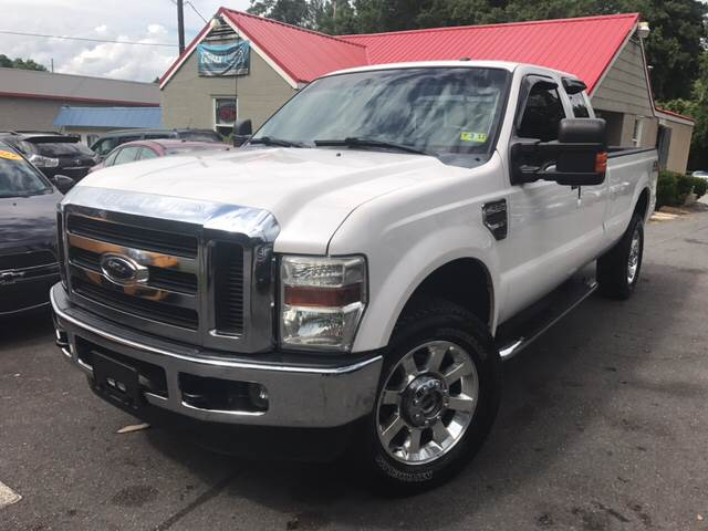 2010 Ford F-350 Super Duty for sale at Edge Auto Sale Inc. in Sanford NC