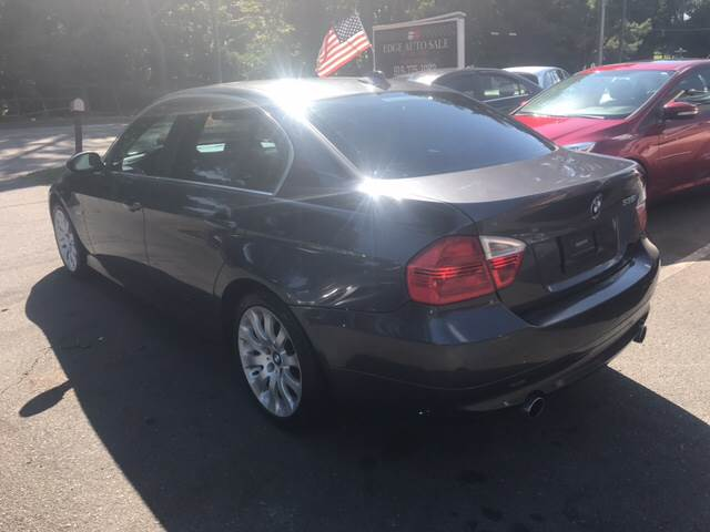 2007 BMW 3 Series for sale at Edge Auto Sale Inc. in Sanford NC