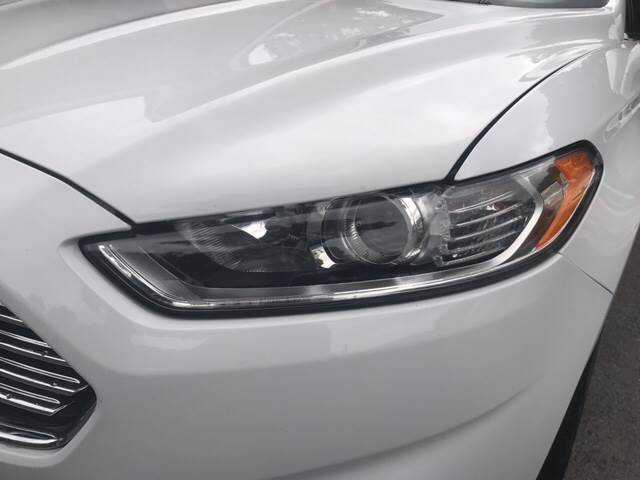 2014 Ford Fusion for sale at Edge Auto Sale Inc. in Sanford NC