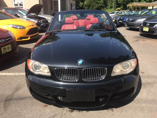 2008 BMW 1 Series for sale at Edge Auto Sale Inc. in Sanford NC