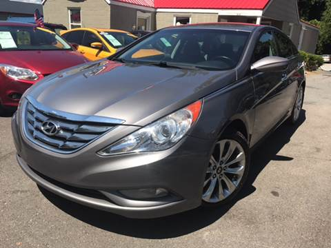 2011 Hyundai Sonata for sale at Edge Auto Sale Inc. in Sanford NC