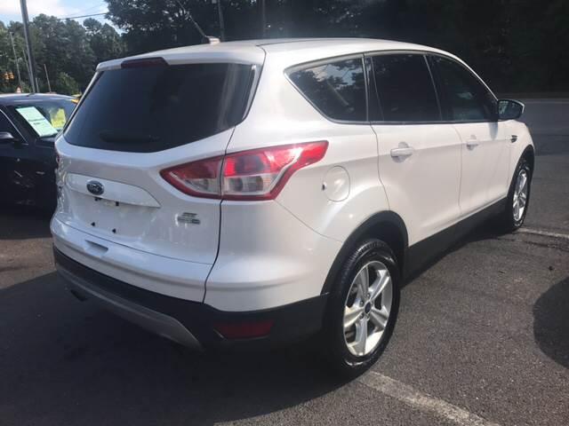 2014 Ford Escape for sale at Edge Auto Sale Inc. in Sanford NC