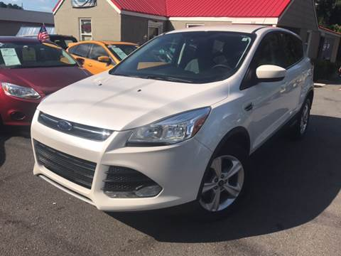 2014 Ford Escape for sale at Edge Auto Sale Inc. in Sanford NC