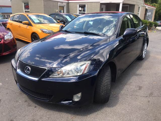 2008 Lexus IS 250 for sale at Edge Auto Sale Inc. in Sanford NC