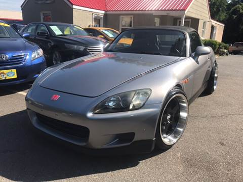 2003 Honda S2000 for sale at Edge Auto Sale Inc. in Sanford NC