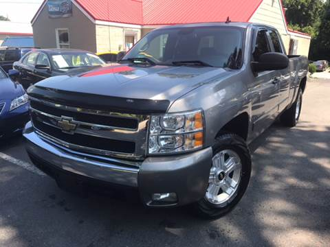 2008 Chevrolet Silverado 1500 for sale at Edge Auto Sale Inc. in Sanford NC
