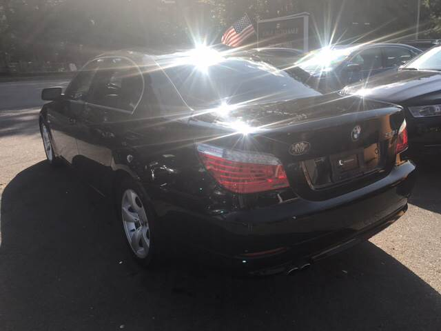 2008 BMW 5 Series for sale at Edge Auto Sale Inc. in Sanford NC