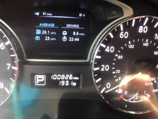 2013 Nissan Altima for sale at Edge Auto Sale Inc. in Sanford NC