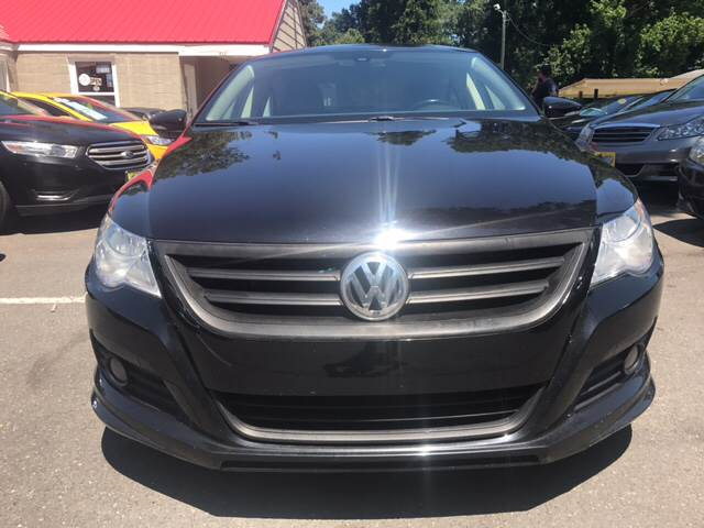 2012 Volkswagen CC for sale at Edge Auto Sale Inc. in Sanford NC