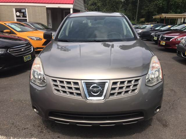 2009 Nissan Rogue for sale at Edge Auto Sale Inc. in Sanford NC