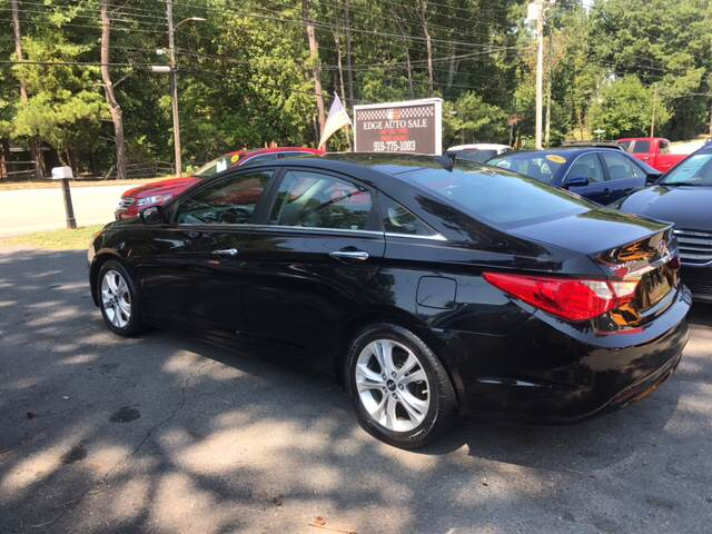 2011 Hyundai Sonata for sale at Edge Auto Sale Inc. in Sanford NC