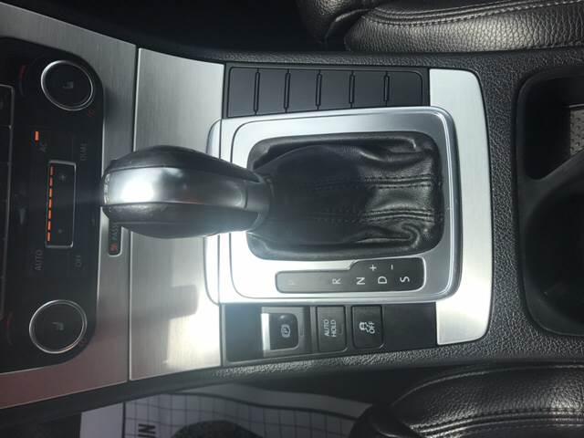 2012 Volkswagen CC for sale at Edge Auto Sale Inc. in Sanford NC