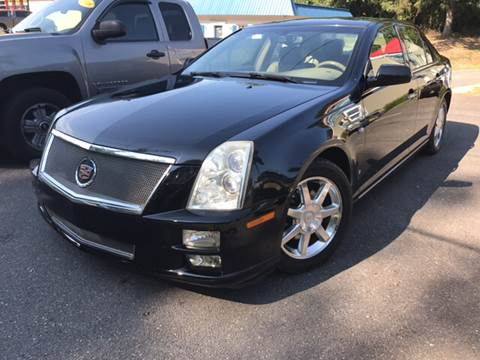 2008 Cadillac STS for sale at Edge Auto Sale Inc. in Sanford NC