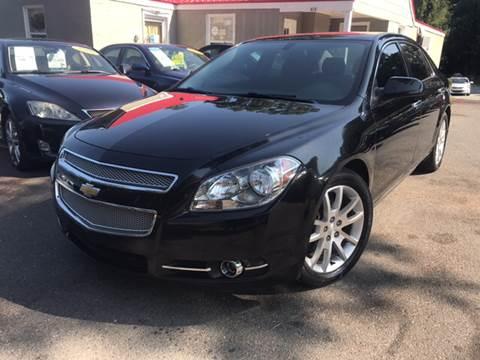 2012 Chevrolet Malibu for sale at Edge Auto Sale Inc. in Sanford NC