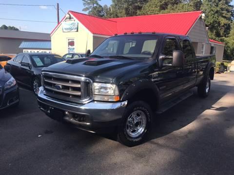 2003 Ford F-350 Super Duty for sale in Sanford, NC
