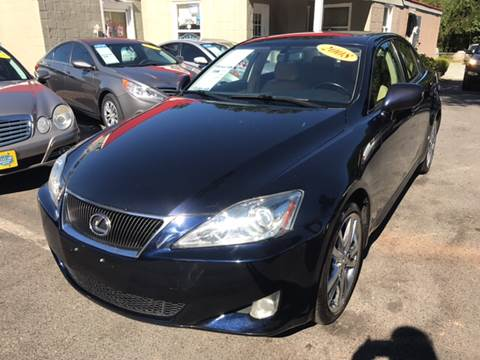 2008 Lexus IS 250 for sale in Sanford, NC