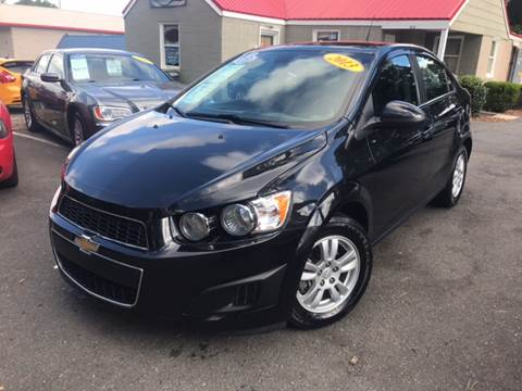 2013 Chevrolet Sonic for sale in Sanford, NC