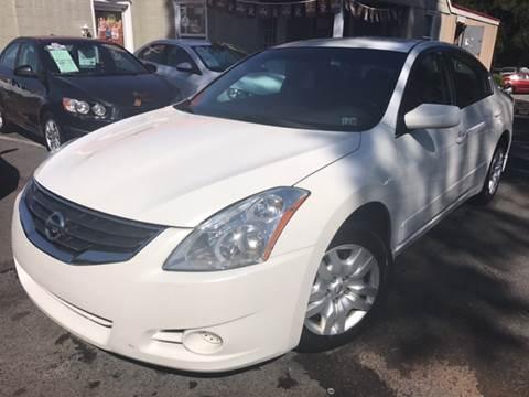 2012 Nissan Altima for sale at Edge Auto Sale Inc. in Sanford NC