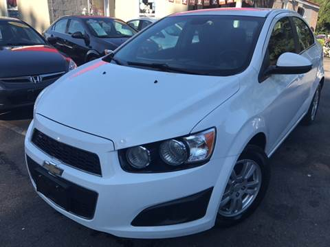 2014 Chevrolet Sonic for sale in Sanford, NC