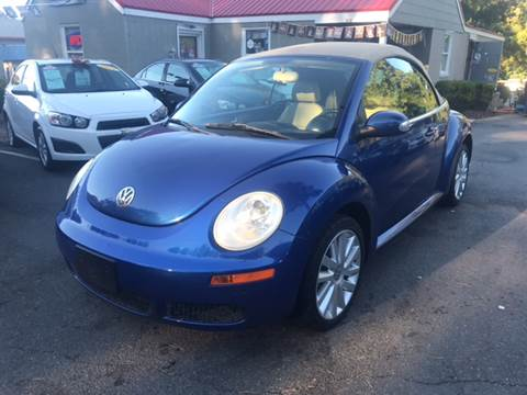 2008 Volkswagen New Beetle for sale in Sanford, NC
