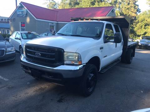 2004 Ford F-450 Super Duty for sale in Sanford, NC