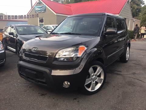 2010 Kia Soul for sale in Sanford, NC