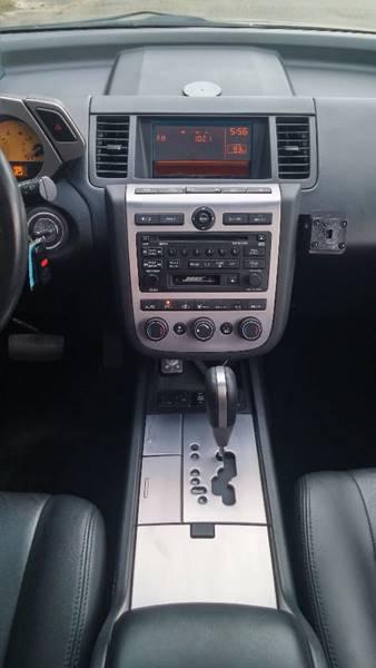 2003 Nissan Murano for sale at Edge Auto Sale Inc. in Sanford NC