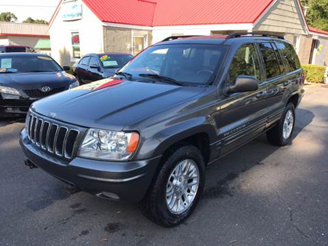 2002 Jeep Grand Cherokee for sale in Sanford, NC