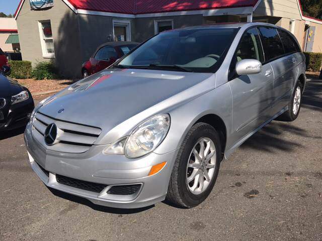 2006 Mercedes-Benz R-Class for sale at Edge Auto Sale in Sanford NC